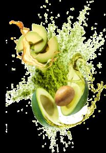 composition ingrédients verts