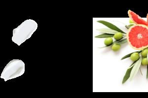 ingredient pamplemousse olive et creme