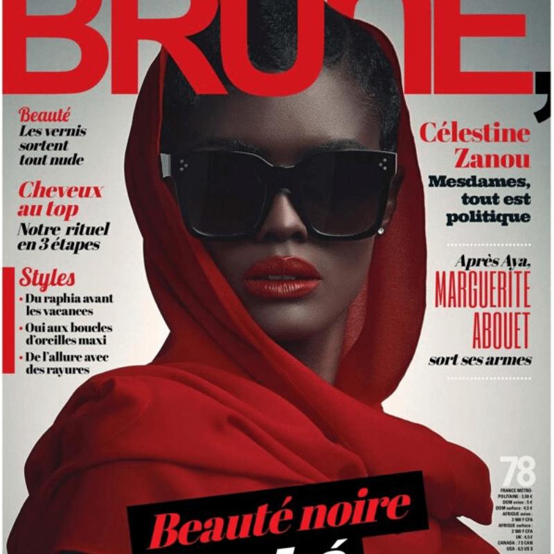 magazine afro
