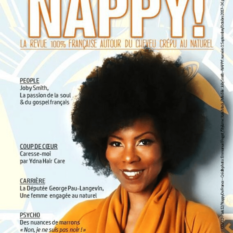 nappy magazine