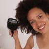 coiffure twist vanille femme afro
