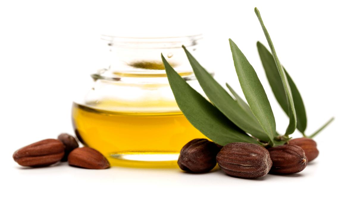 huile naturelle jojoba cheveux afro