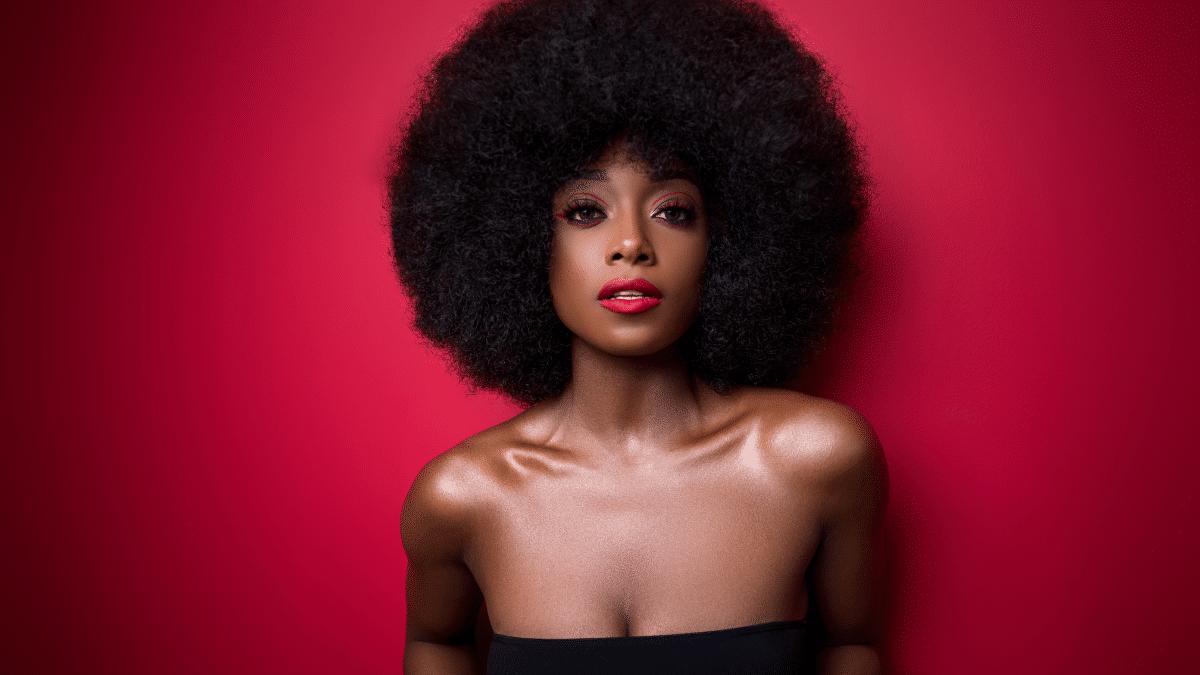 tendances coiffures afro cheveux